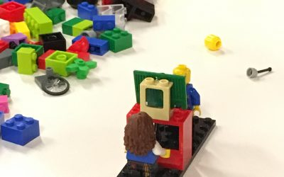 Report: LEGO® Serious Play® in UX Research