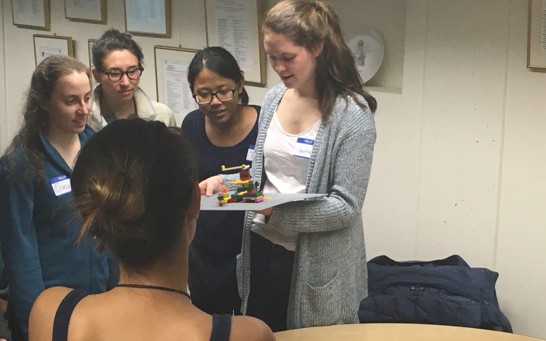 Leveraging Lego Serious Play to promote creativity and strengthen team dynamics at Smith College